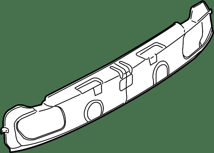 Porsche Cayenne Parking Aid Sensor. Rear, BUMPER, System