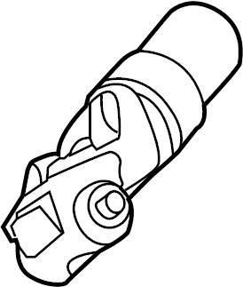 Porsche Cayenne Parking Brake Actuator. W/CERAMIC BRAKES