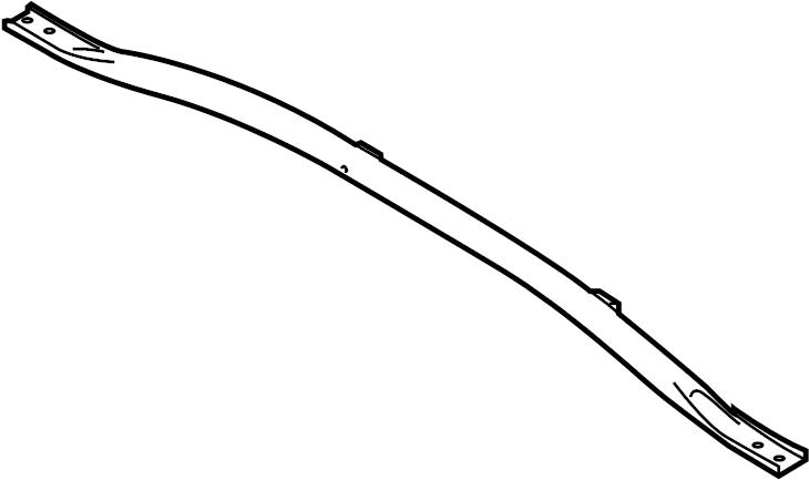 Porsche Macan Suspension Strut Brace. Reinforcement. Strut