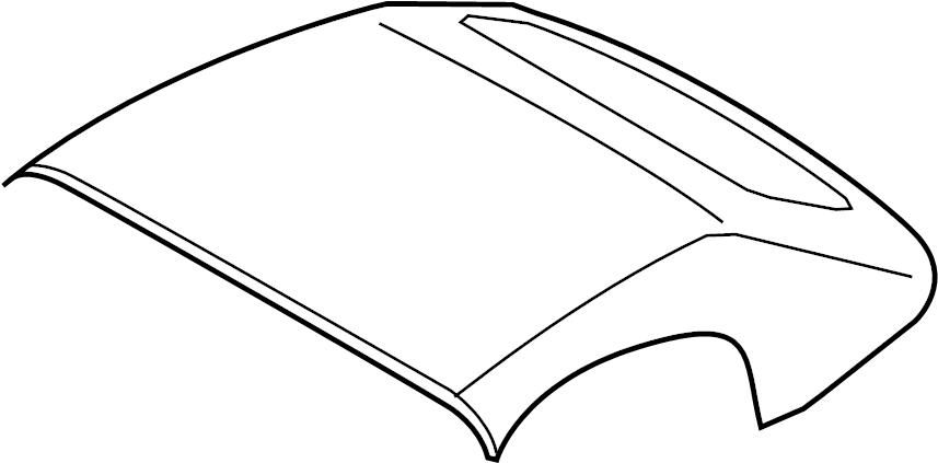 Porsche 718 Boxster Convertible Top Tonneau Cover. Black