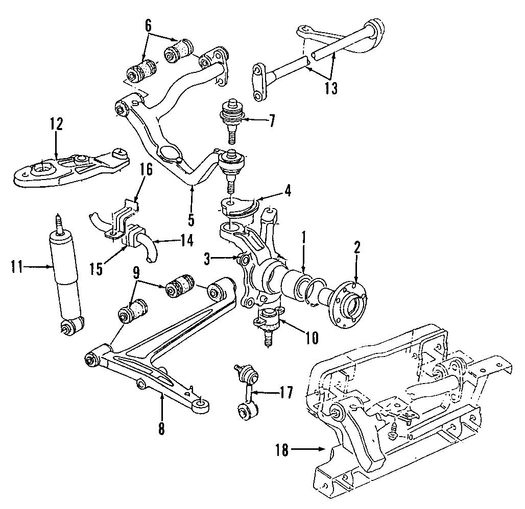 Bmw F 22 Suspension Diagram
