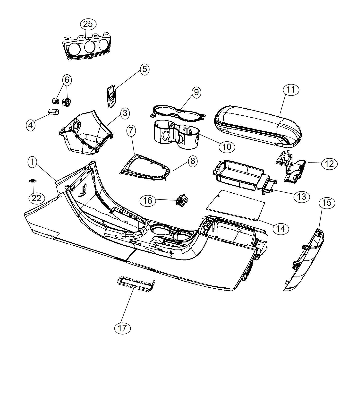 Chrysler Sebring Wiring. Jumper. Universal consumer