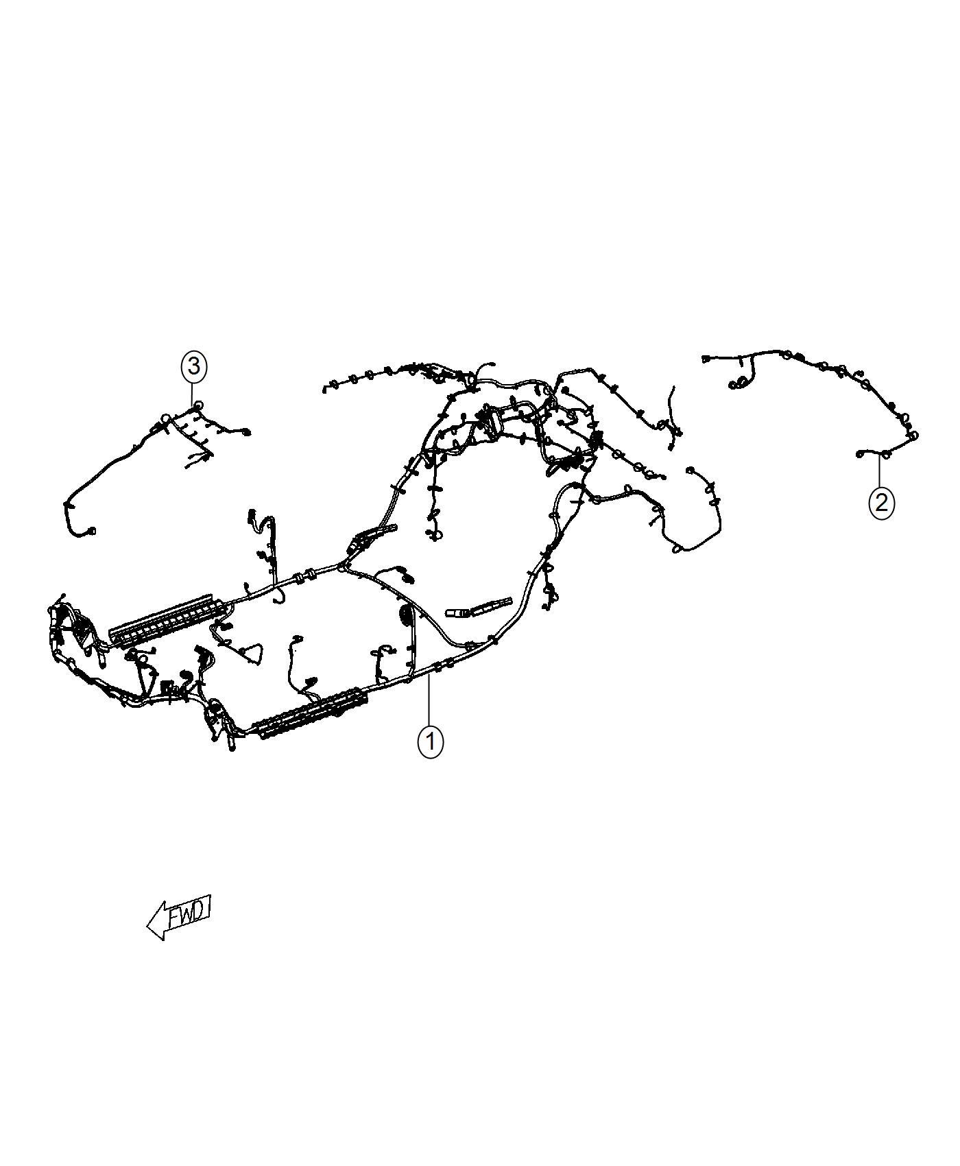 Dodge Dart Wiring Unified Body