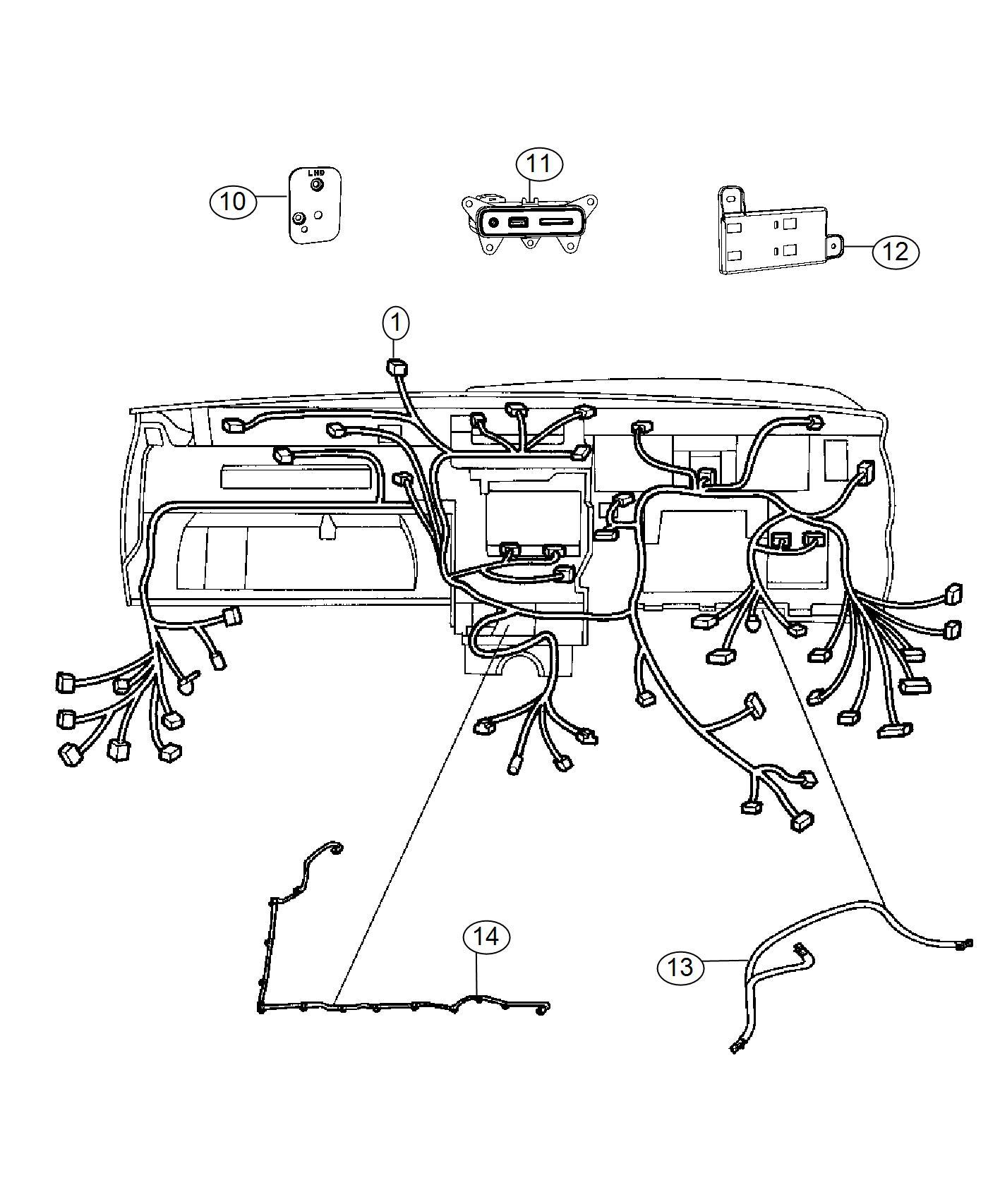 Jeep Grand Cherokee Wiring. Hands free communication