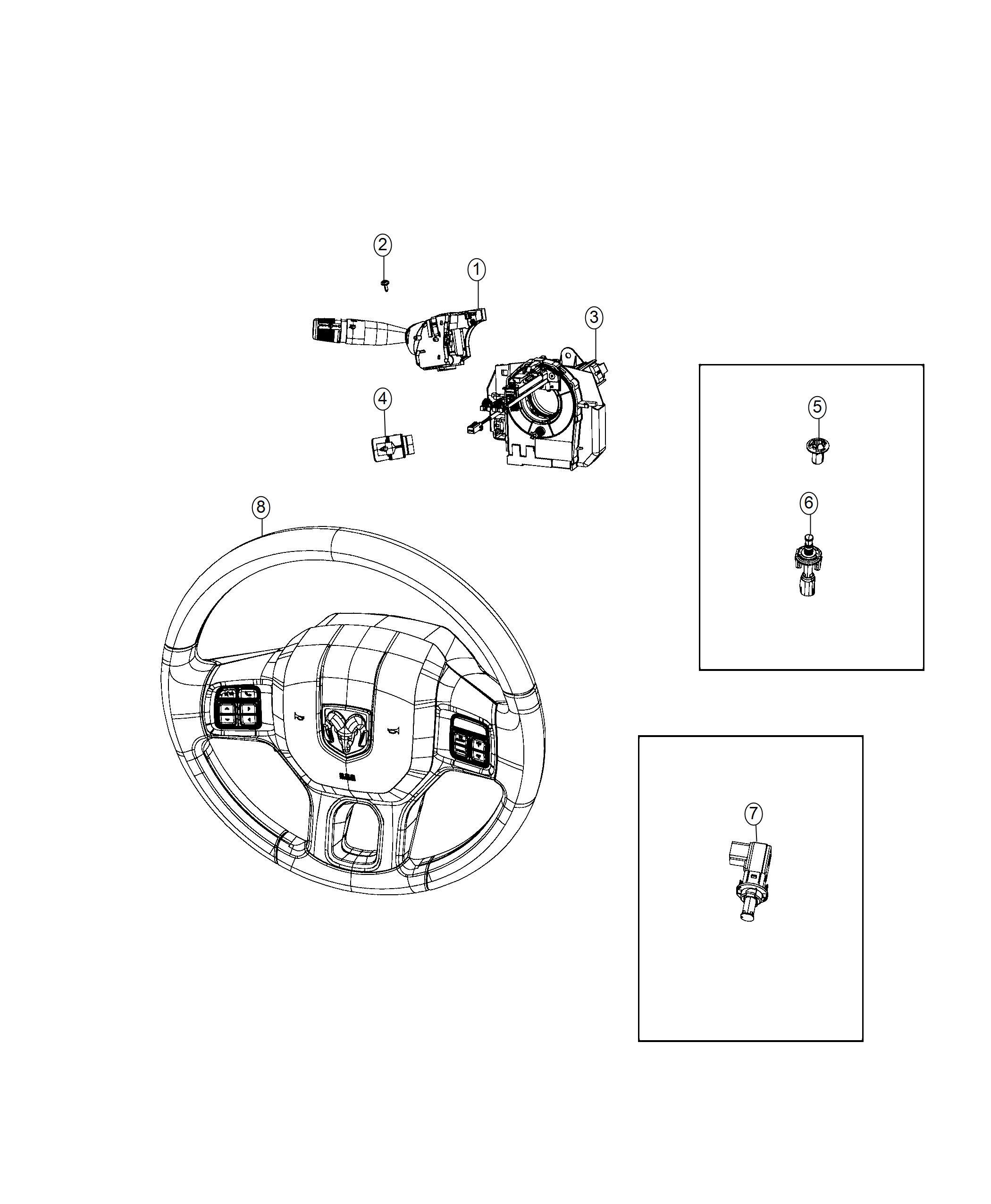 Ram Screw Tapping Round Head M4x1 40x14 00