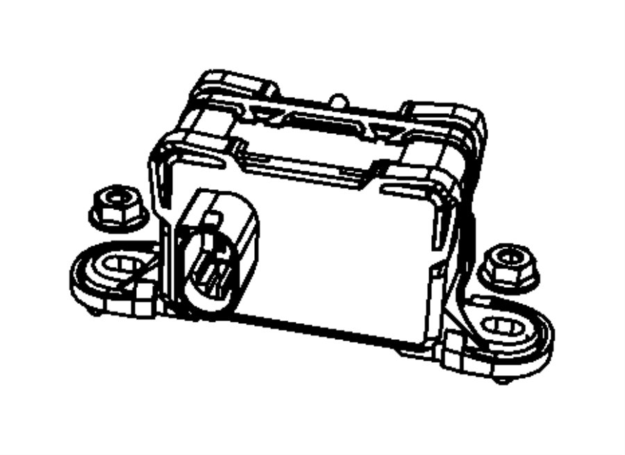 Dodge Magnum Kit. Engine controller. Trim: [performance