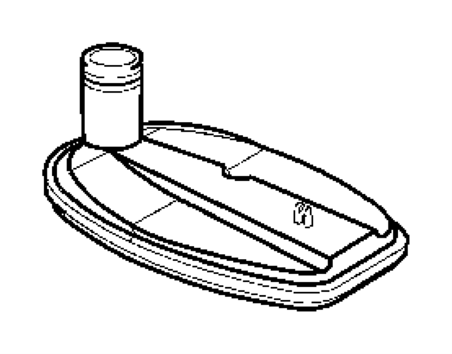 Dodge SPRINTER Filter. Transmission oil. Pan, related