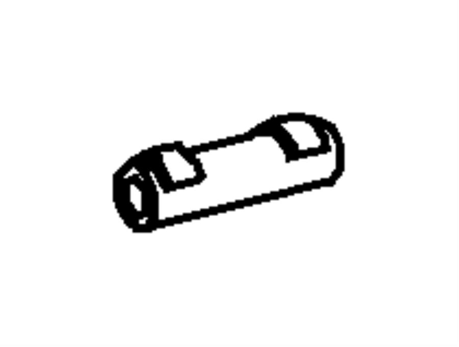 Dodge SPRINTER Hose. Fuel. Filter, lines, diesel