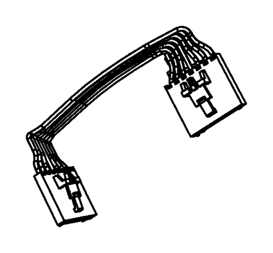 Chrysler PT Cruiser Link, wiring. Jumper. Multifunction