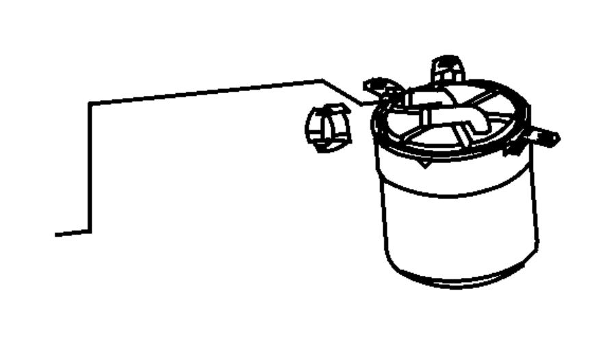 Dodge SPRINTER Filter. Fuel. Lines, related, maintenance