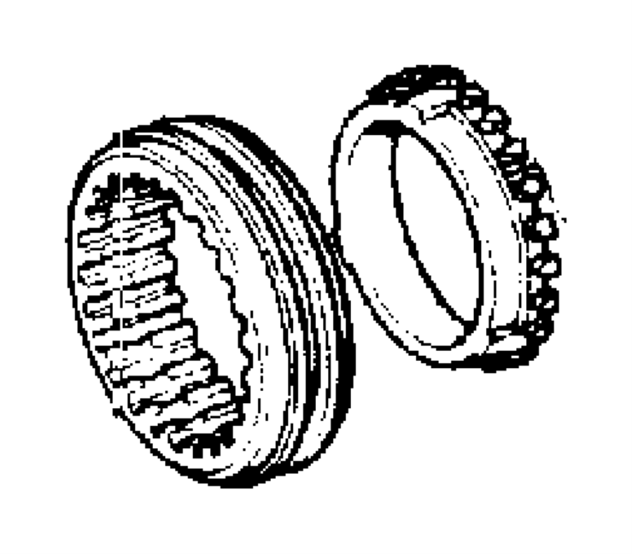 Ram 1500 Gear. Worm driven. Trac, demand, case