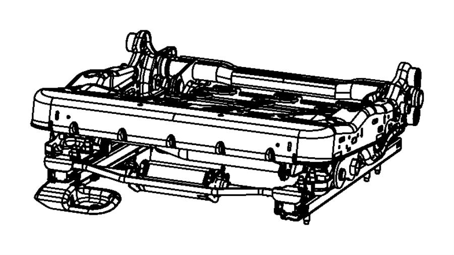 Dodge NITRO Nut. Brake, brake pedal bracket, clutch pedal