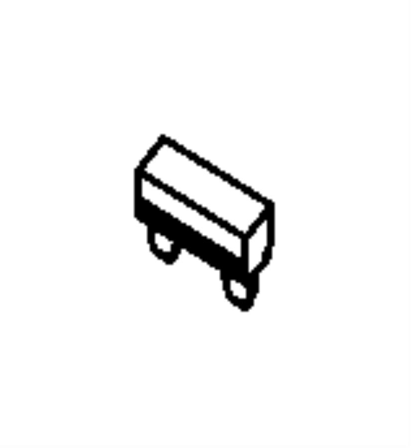 Dodge Charger Fuse. Mini, mini low profile. 15 amp, light