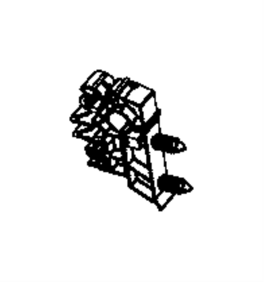 Ram 2500 Clip. Tube. 6 way. [6.7l i6 cummins turbo diesel