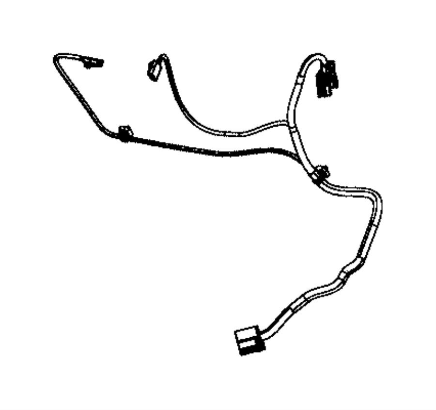 Jeep Grand Cherokee Wiring. Seat recliner. Export. Trim