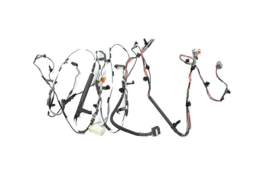 Dodge Grand Caravan Wiring. Body. Upper. Left, upper left