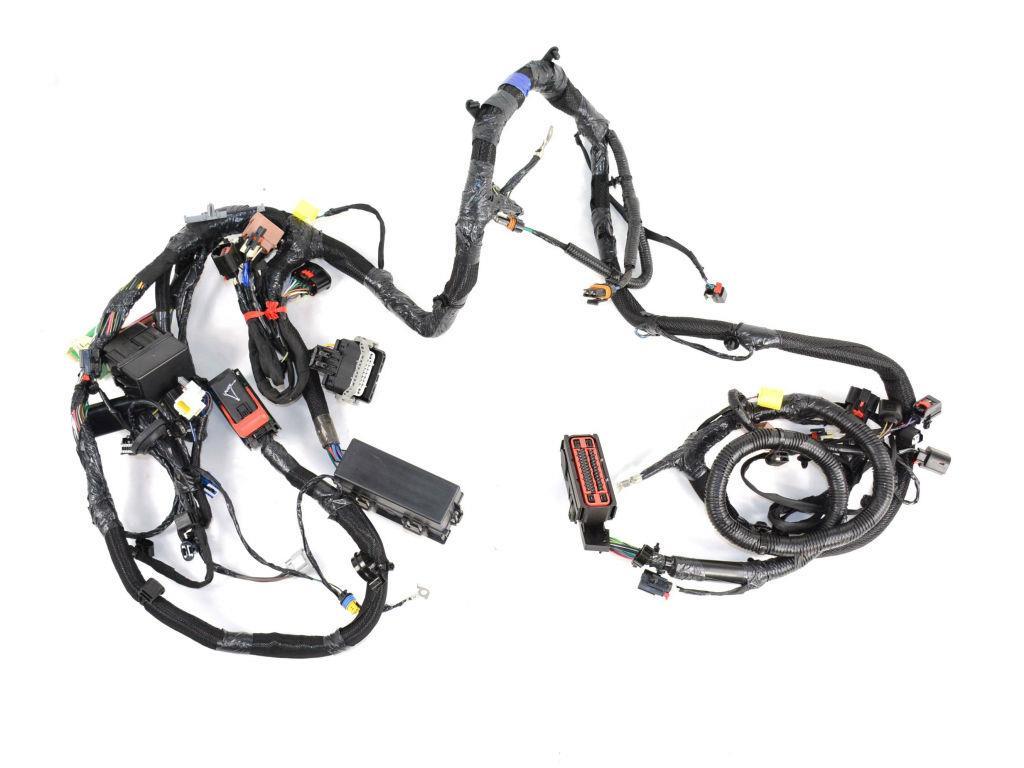 Jeep Patriot Wiring. Headlamp to dash. [bi-function
