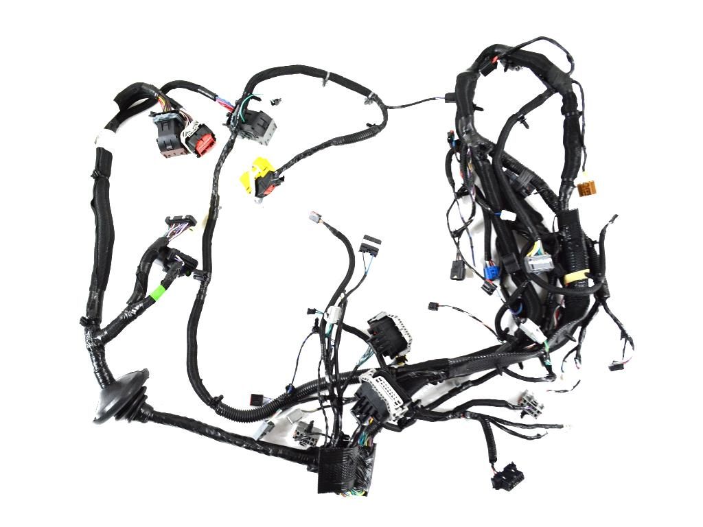 Jeep Wrangler Wiring Instrument Panel Manual Windows