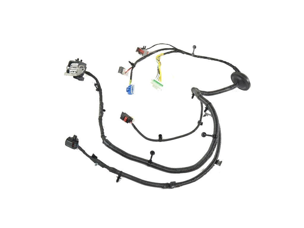 Ram 2500 Wiring. Dash. [man shift-on-the-fly transfer case