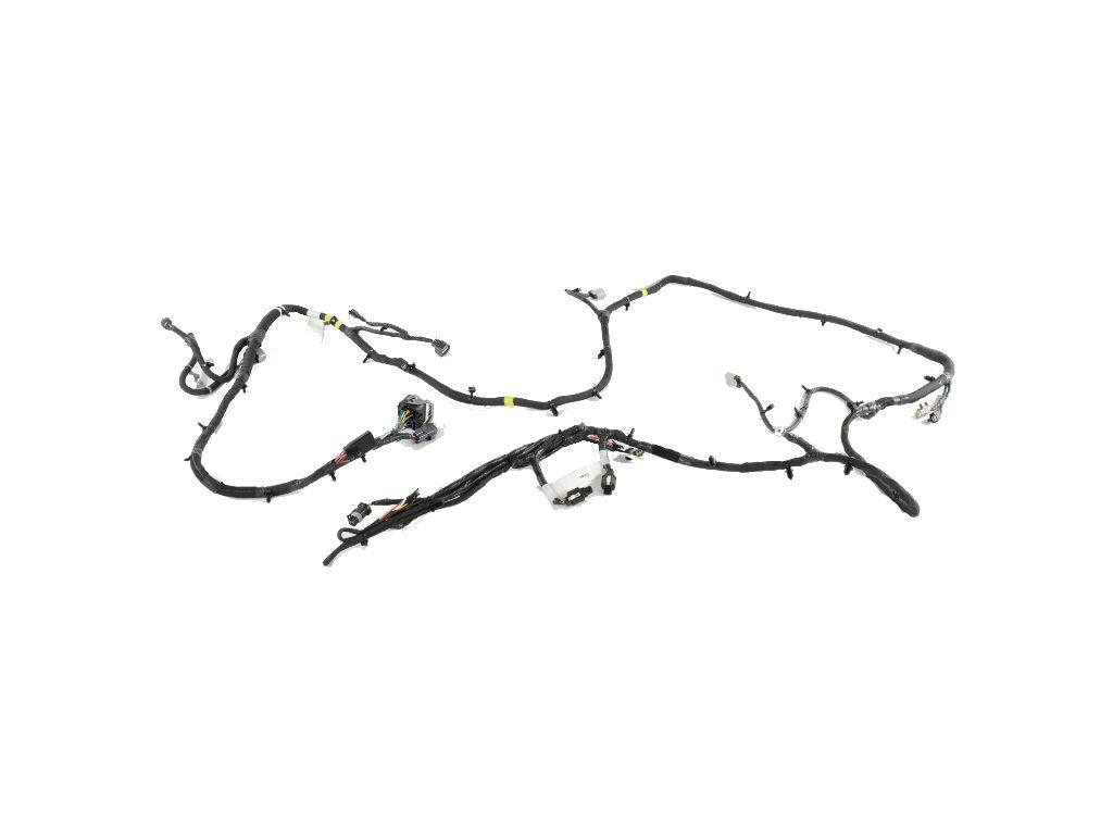 Ram 3500 Wiring. Chassis. [52 and 22 gallon dual fuel