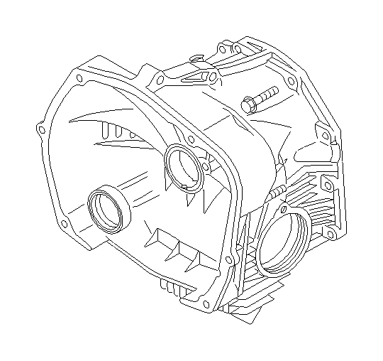 Subaru Forester Oil seal. M/#744051. Converter, case