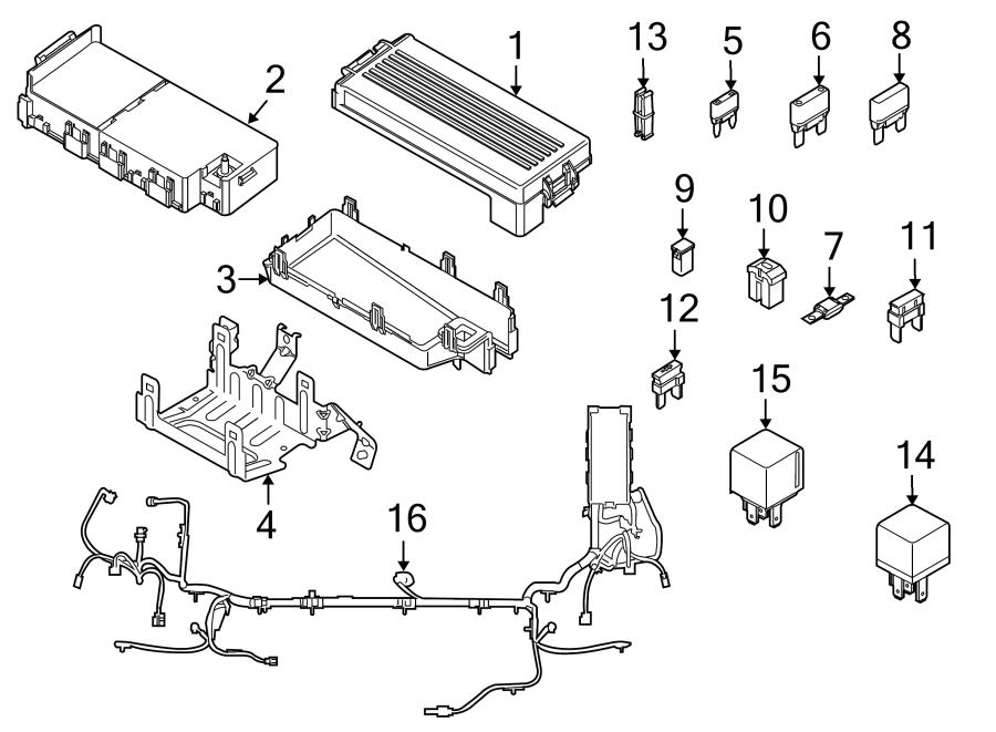 Mercury Montego Circuit Breaker. Amp, PartQualifier