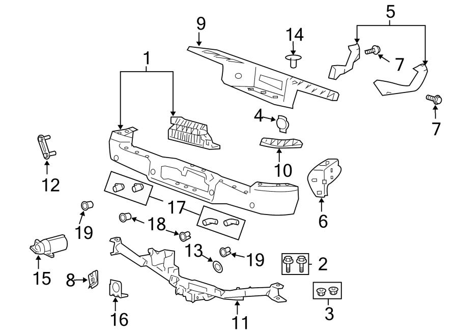 Ford F-150 Bumper Step Pad. FLARESIDE. FLARESIDE, side