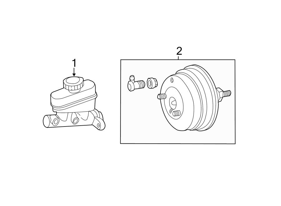 Ford Ranger Brake Master Cylinder. Leak, Repair, CAB