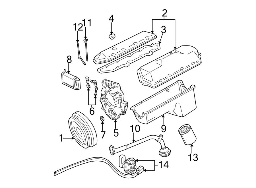 Ford F-350 Engine Oil Filter. Diesel, LITER, Pick