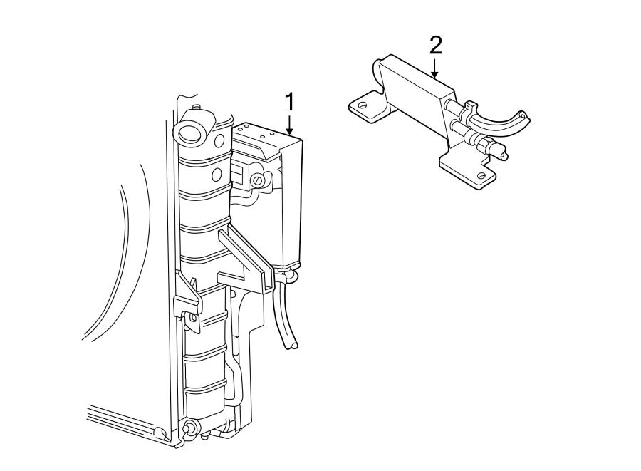 Ford Explorer Automatic Transmission Oil Cooler. Explorer