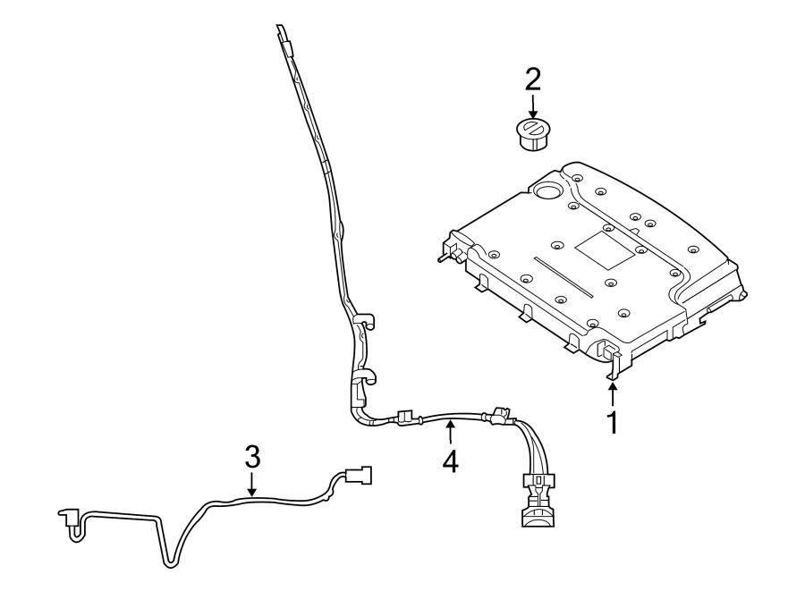 Mercury Mariner Wire. Battery. Harness. Electric VEHI