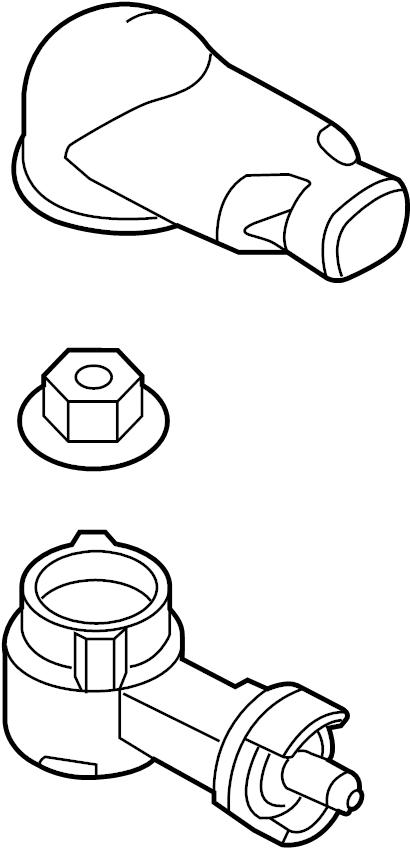 Ford Taurus Alternator Connector. 2.3 LITER. 3.5 LITER. 3