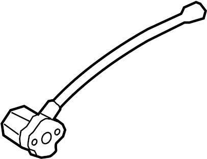 Mercury Grand Marquis Deck Lid Release Cable