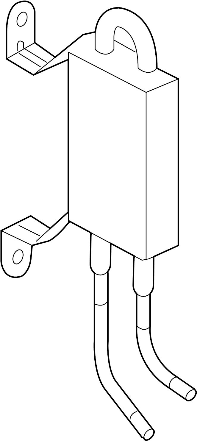 Ford E-450 Econoline Super Duty Power Steering Cooler