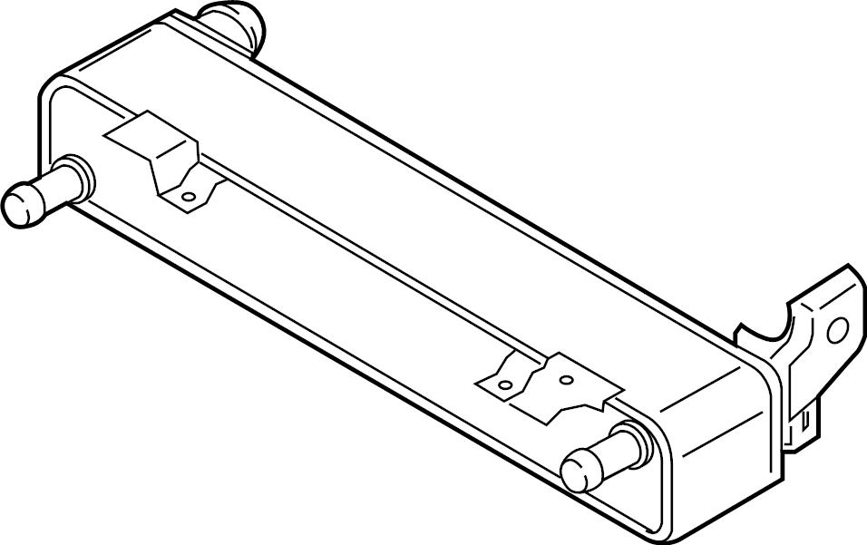 Ford Explorer Automatic Transmission Oil Cooler. 3.0 LITER
