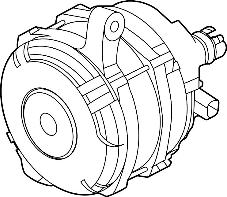 Ford Transit-350 Alternator. Battery, Alternators, LITER