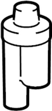 Mercury Grand Marquis Egr pressure sensor. Liter, emission