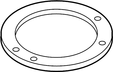 Mercury Grand Marquis Seal. Blower. Motor. (Lower