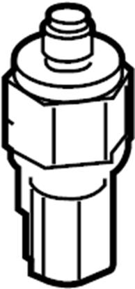 Mercury Sable Brake Fluid Level Switch. Repair, Warning