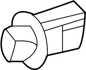 Ford Contour Socket. Bulb. Lamp. 1995-97. 1998-00