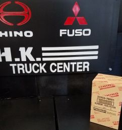 hino fuel filter element for 155 195 trucks 2330478091 [ 1600 x 1200 Pixel ]
