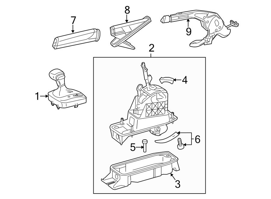 Volkswagen Jetta Hybrid Lever. Armrest, aluminum, brakes