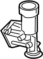 Volkswagen Passat Wagon Engine Oil Filter Housing