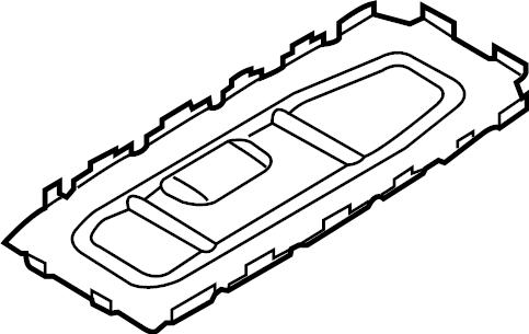 Volkswagen Passat Manual Transmission Shift Lever Bracket