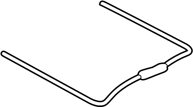 Volkswagen Tiguan Sunroof Guide Rail. Roller, Group, Body