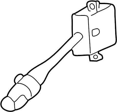 INFINITI G35 Combination Switch. INST, BODY, LIGHTS