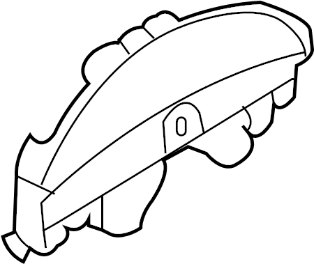 INFINITI QX56 Srs product. Plate contact, b. Steering