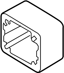 INFINITI QX56 Spacer Brake Booster. Spacer Mstr Vacuum