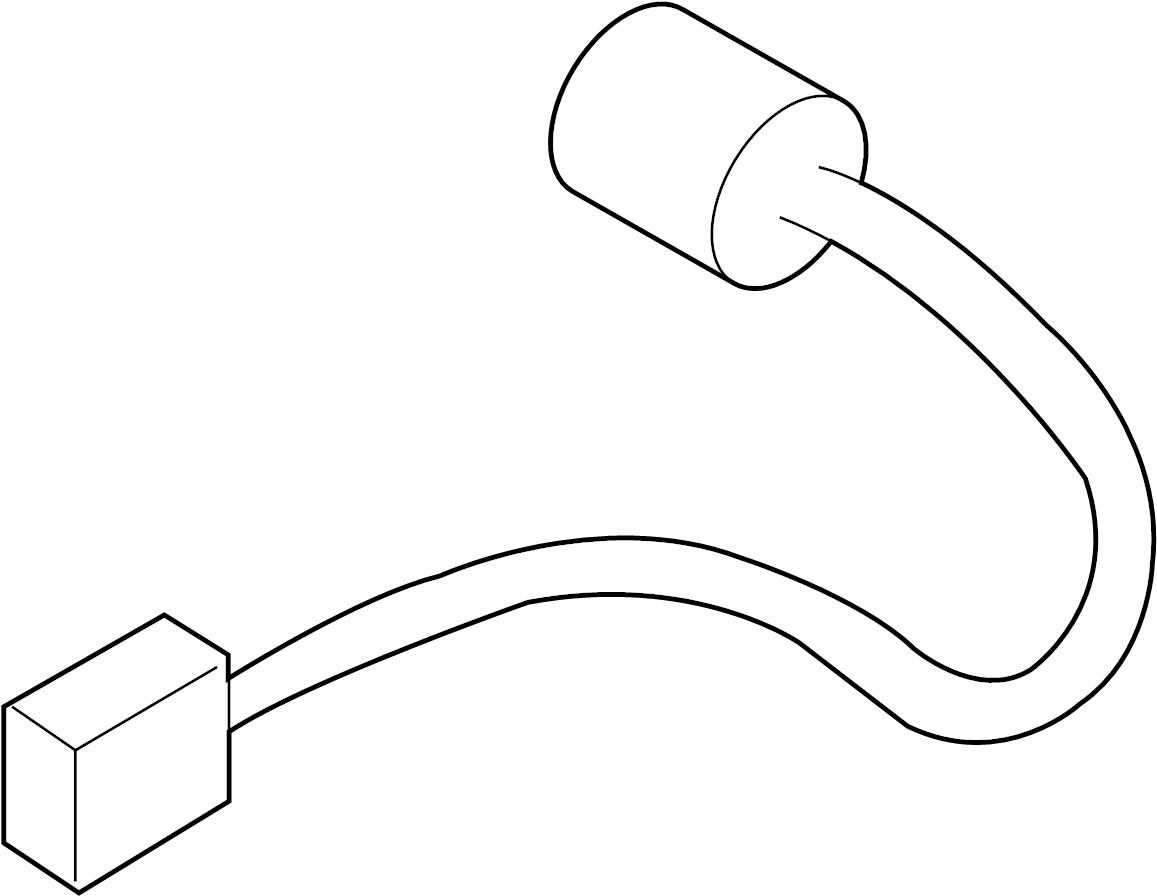 INFINITI QX80 Trailer Tow Harness. BODY, ROOM, ENGINE