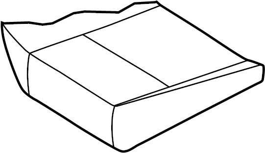 INFINITI QX4 Seat Cover (Rear). Trim, Interior, Body